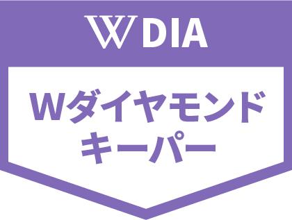 Wダイヤモンドキーパー